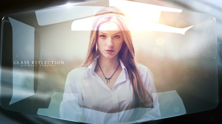 Luxury Glass: After Effects Templates