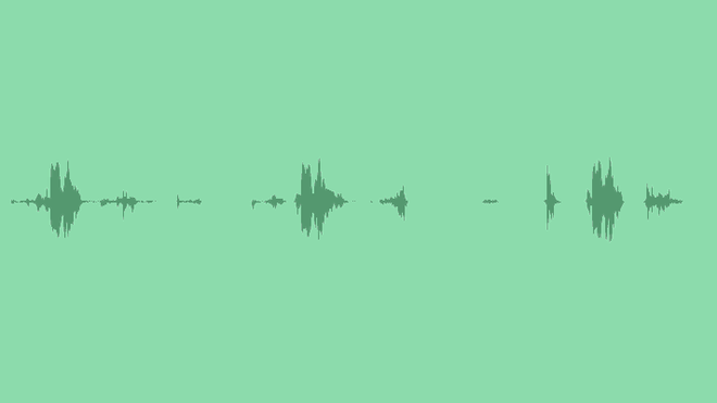 Shaking And Folding Shirts: Sound Effects