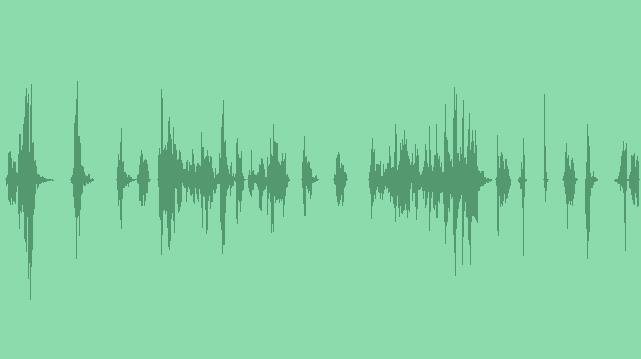 Communication Glitches: Sound Effects