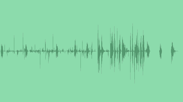 Keyboard, Typewriter And Cash Register: Sound Effects