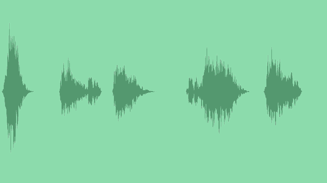 Male Voice Expressions: Sound Effects