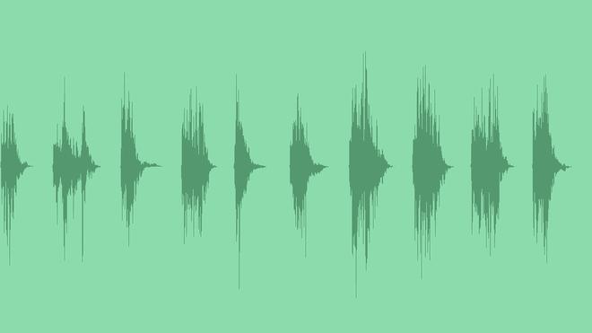 Futuristic Time Glitches: Sound Effects