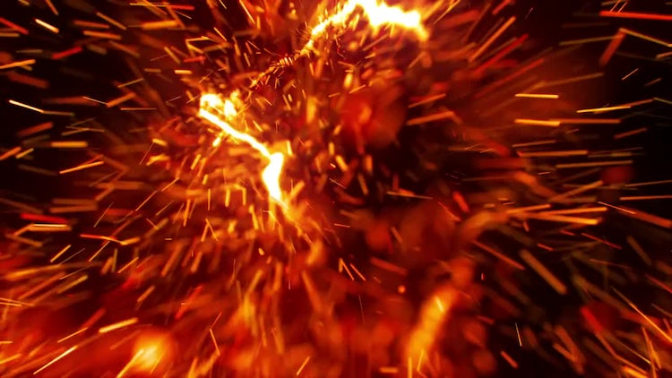 Fast Flames: Stock Motion Graphics