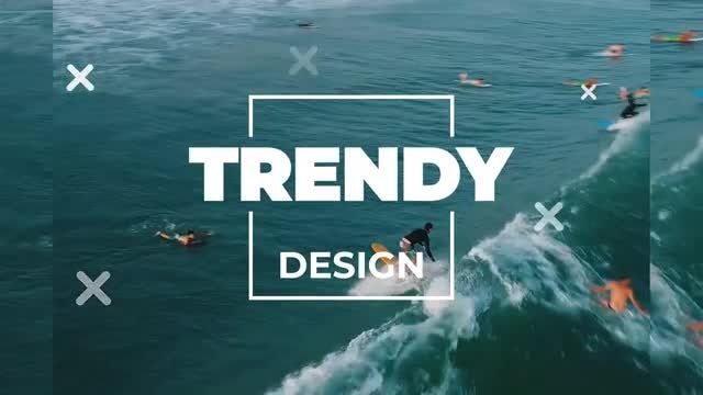 Trendy Promo: After Effects Templates