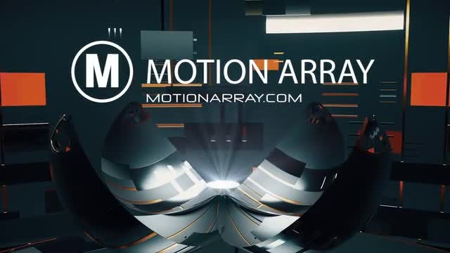 Techy Logo Reveal: After Effects Templates