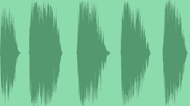 Cybernetic Digital Impacts: Sound Effects