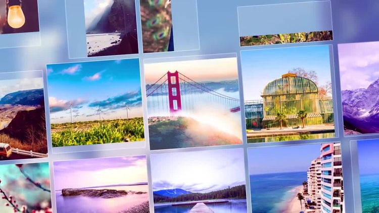 Mosaic: After Effects Templates