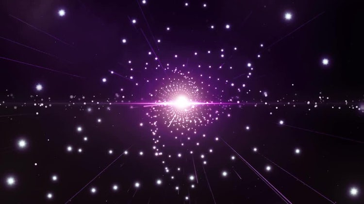 Nebula Digital Background: Stock Motion Graphics