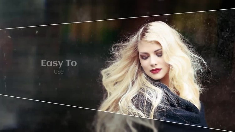Love Elegant Slideshow: Premiere Pro Templates