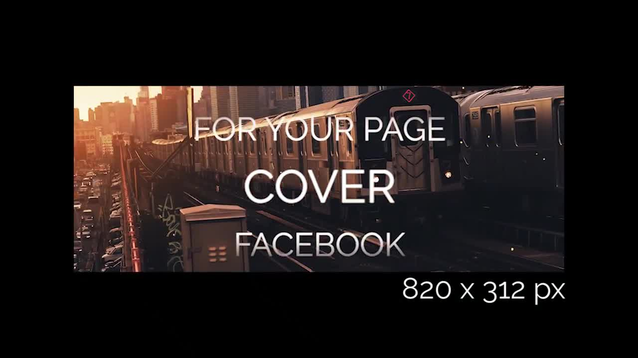 Facebook Cover Video - Premiere Pro Templates 97653