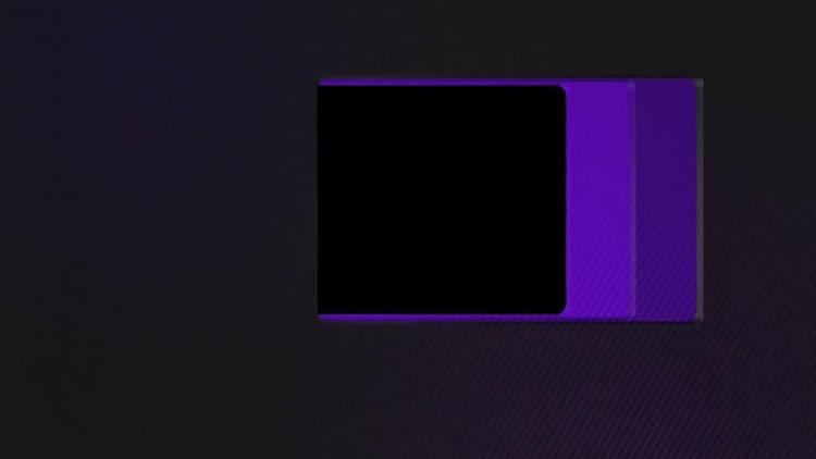 Box Array Lowerthird 01: Motion Graphics
