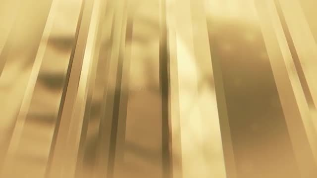 Gold: Stock Motion Graphics