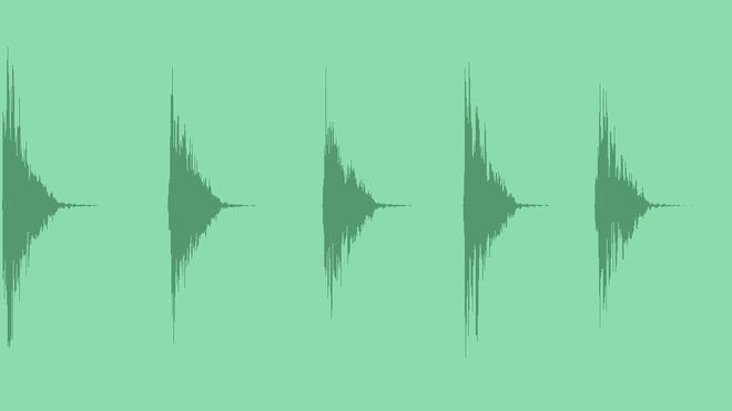 Puzzle Wobble Hits: Sound Effects