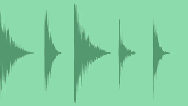 Boom Low: Sound Effects