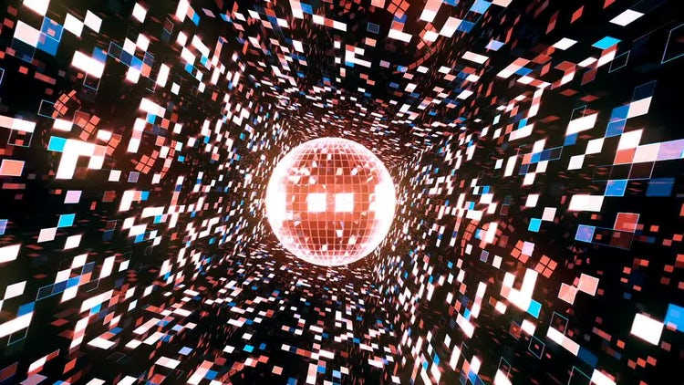 VJ Light Abstract: Stock Motion Graphics