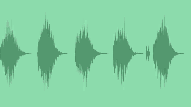 Magic Moment Transitions: Sound Effects