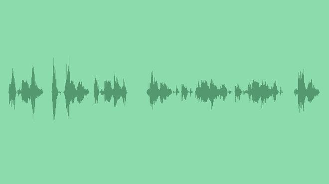 The Spray: Sound Effects