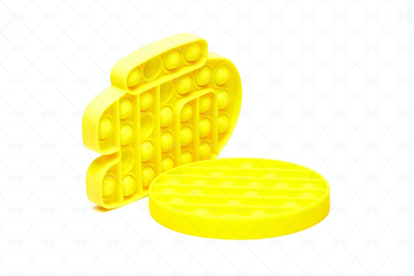 Pop It Fidget Toys: Stock Photos