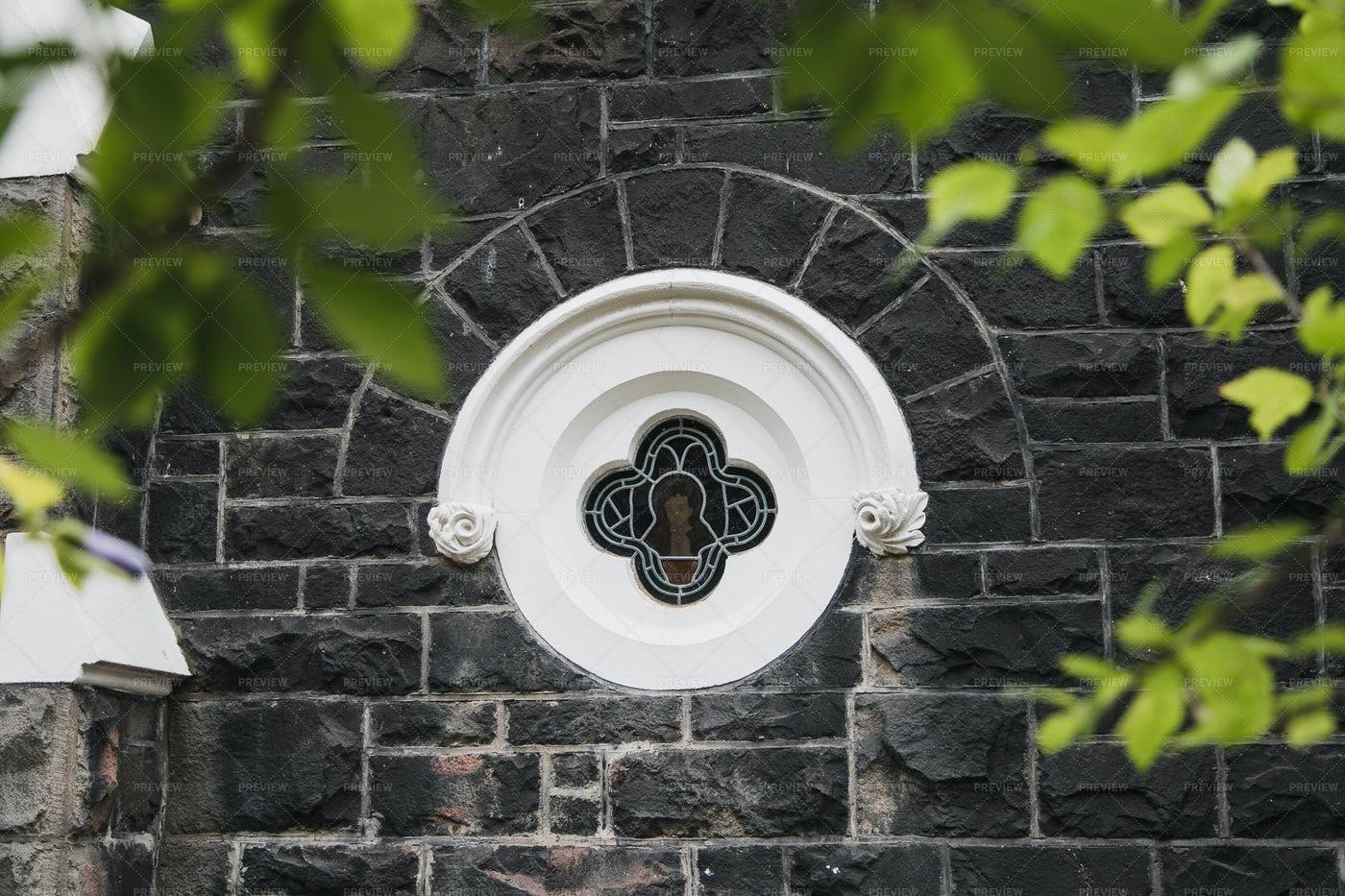 Church Window: Stock Photos