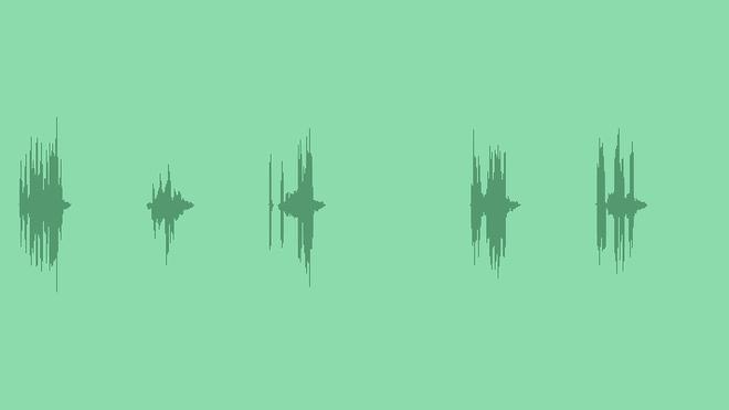 Beeping Panel - Futuristic: Sound Effects