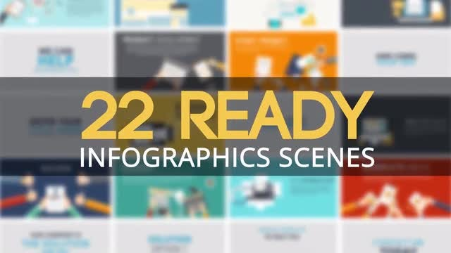 Promotion Pack: Motion Graphics Templates