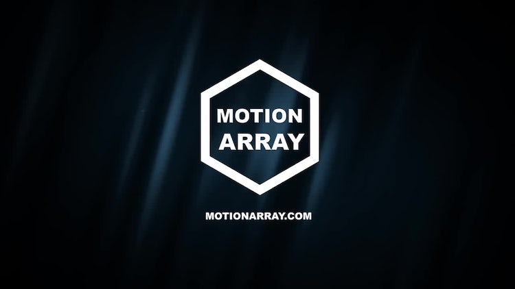 Futuristic Logo: After Effects Templates