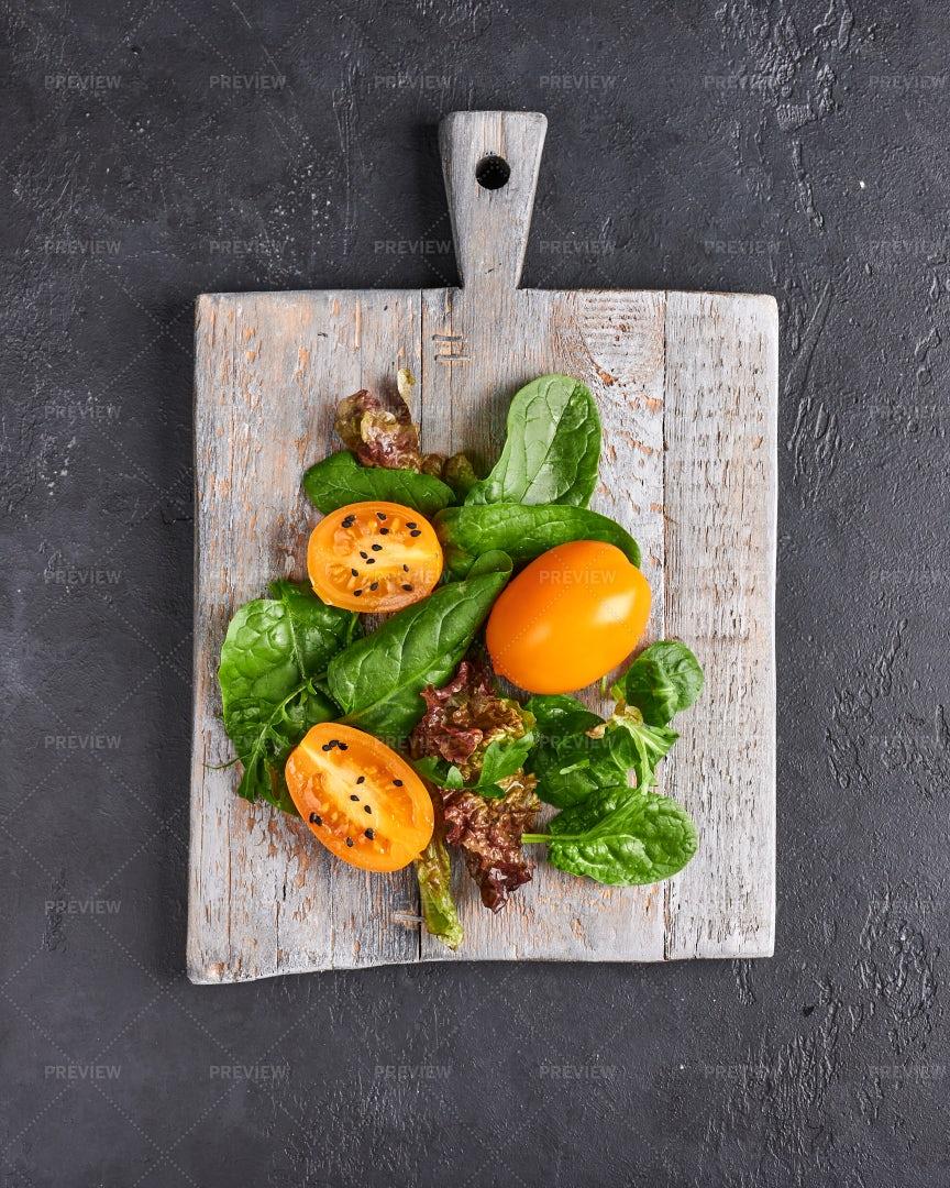 Delicious Salad: Stock Photos