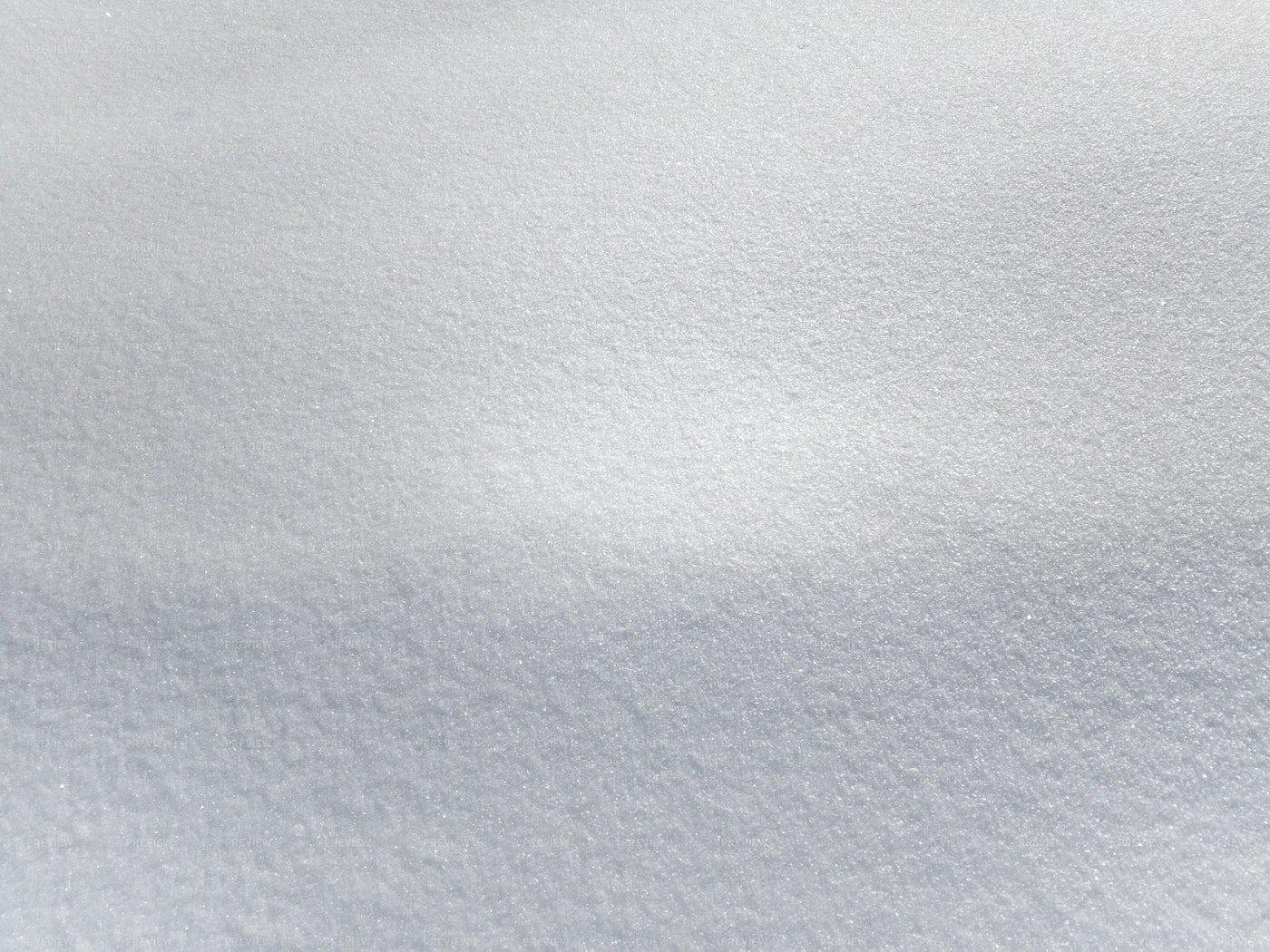 Background Of White Snow: Stock Photos