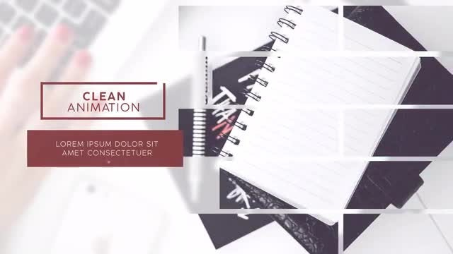 Business Promo: After Effects Templates
