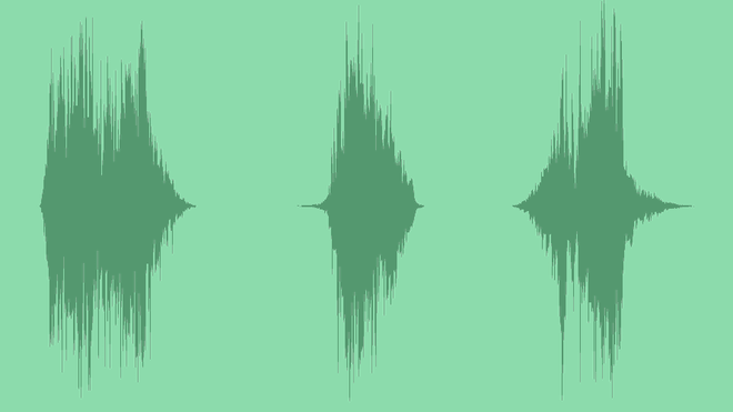 Glitch Sound Transition: Sound Effects