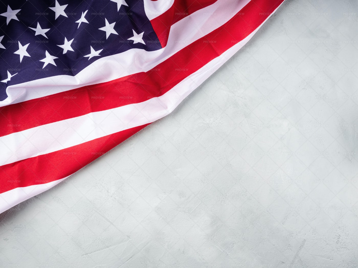 Stars And Stripes Flag Background: Stock Photos
