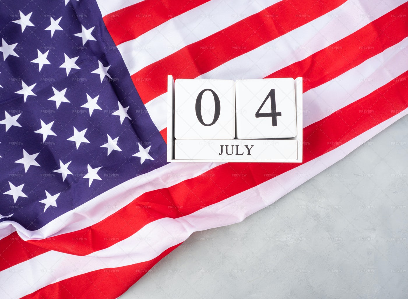 4th July: Stock Photos