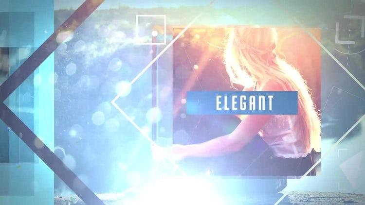Summer Elegant Opener: After Effects Templates
