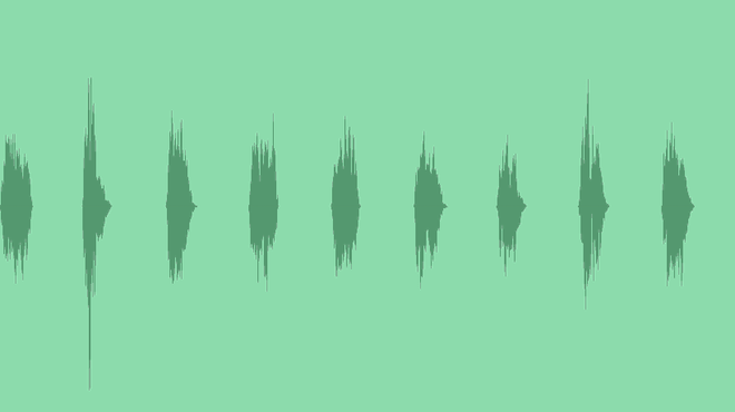 Raven Voice: Sound Effects