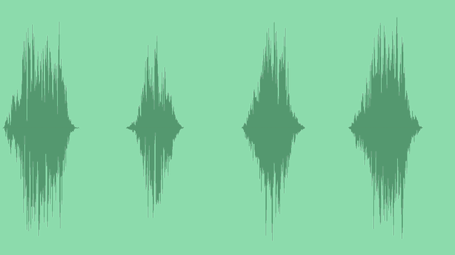 Howling Futuristic Creature: Sound Effects