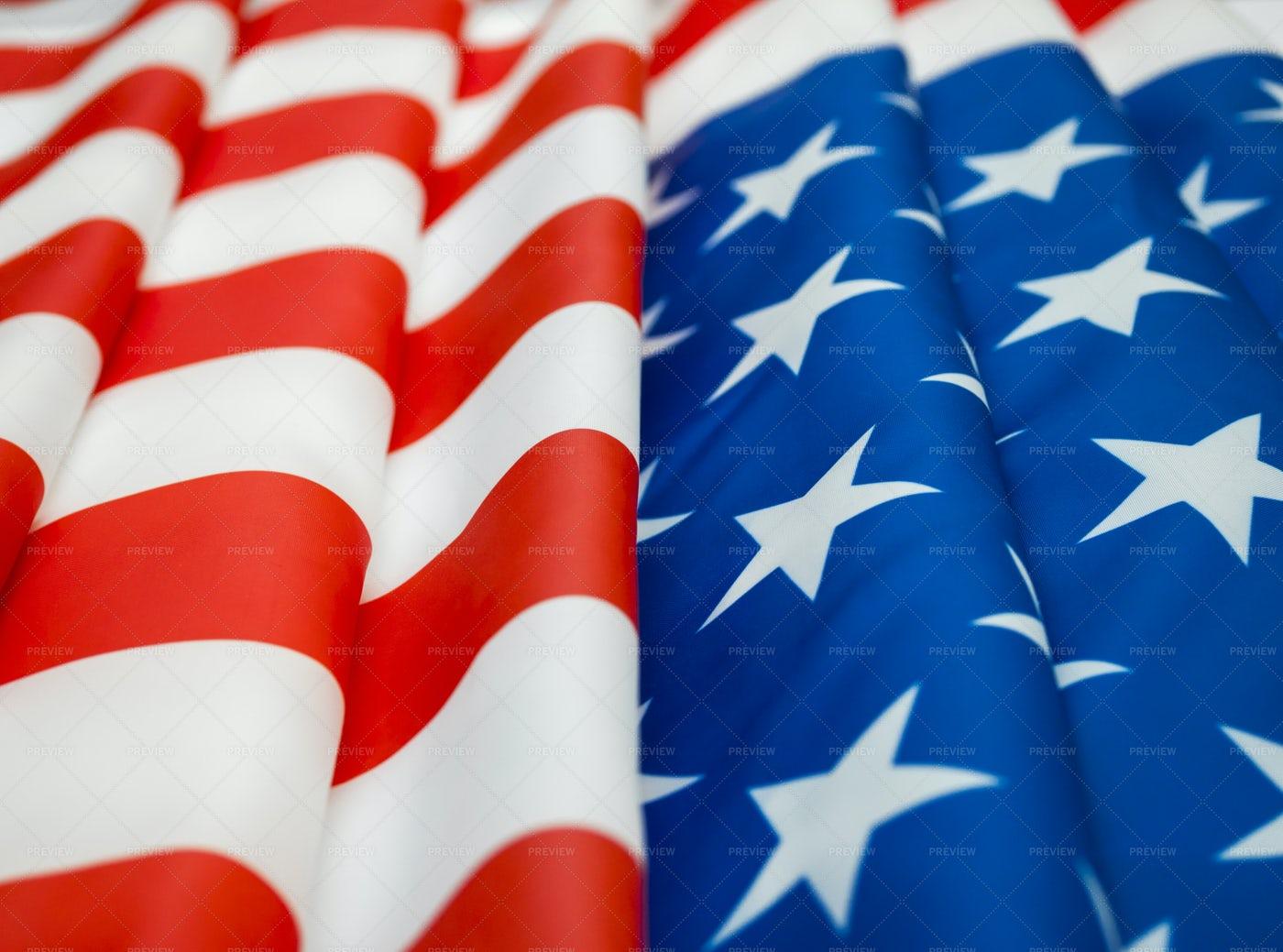 United States Flag: Stock Photos
