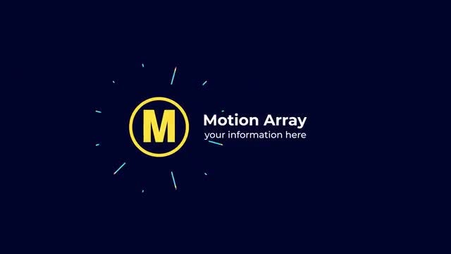 Volume Logo: After Effects Templates