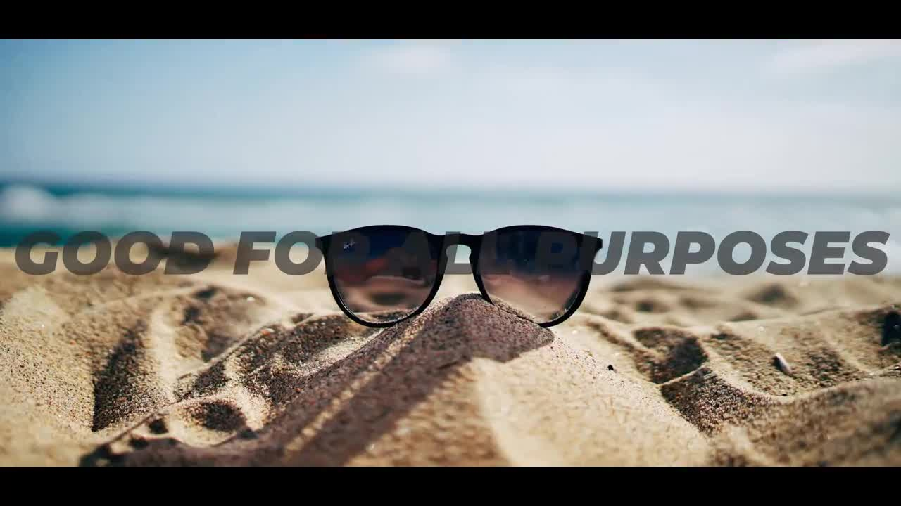 Fast Summer Intro 98337 - Free download
