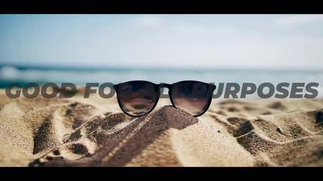 Fast Summer Intro: After Effects Templates