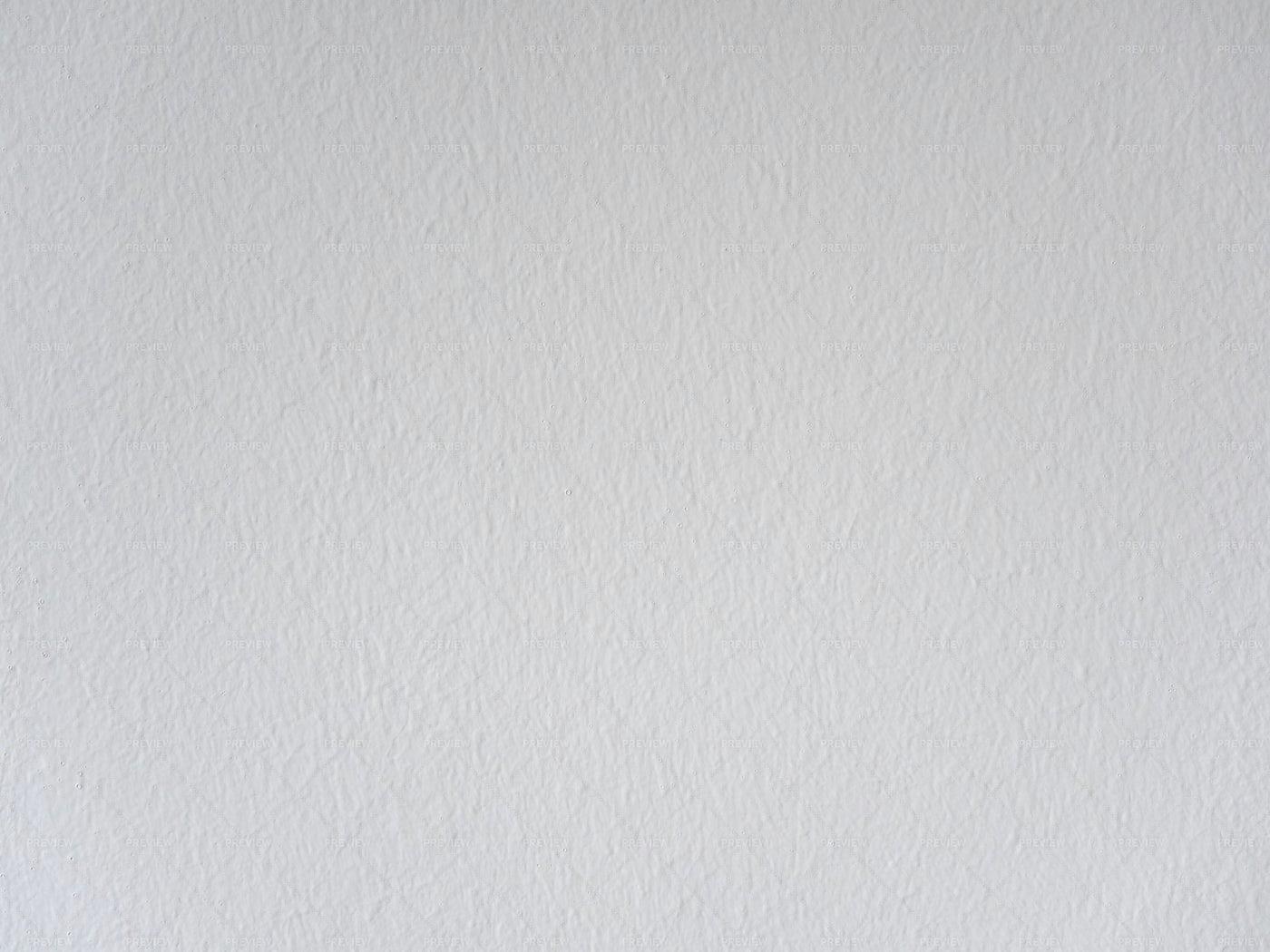 White Plaster Wall Texture: Stock Photos