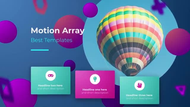 Media Logo Opener: After Effects Templates