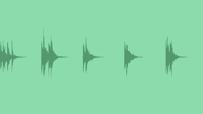 Interface Bells: Sound Effects
