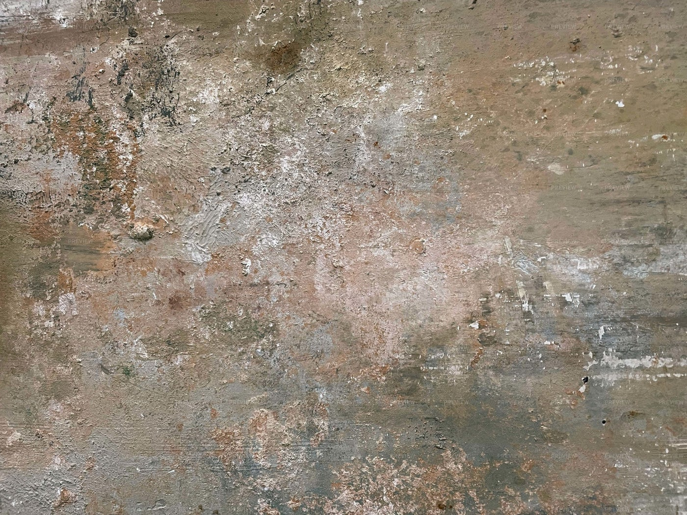 Grunge Painted Wall Background: Stock Photos