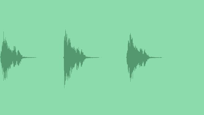 Broken Glass: Sound Effects