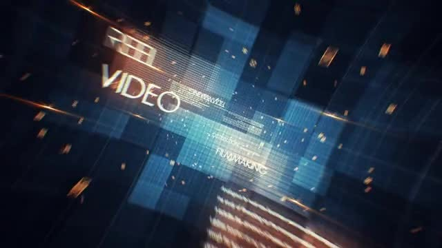 Sci-Fi Production Intro: After Effects Templates