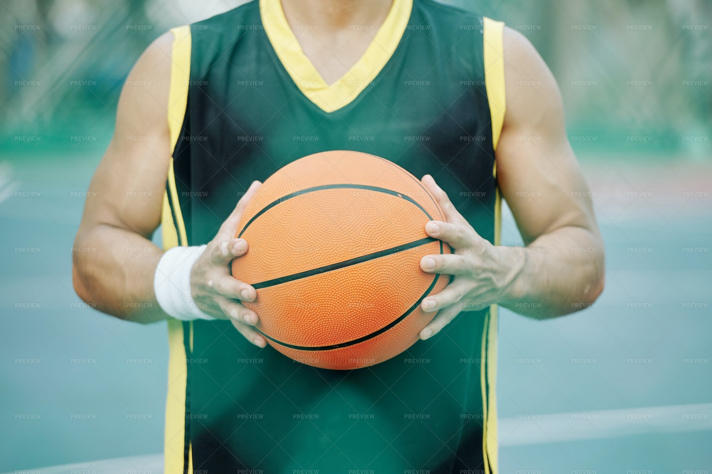 Basketball Player: Stock Photos