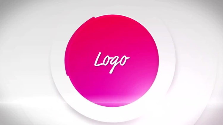Logo Circle: After Effects Templates