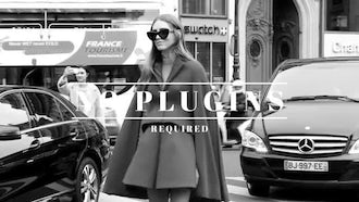 Fashionable People: After Effects Templates