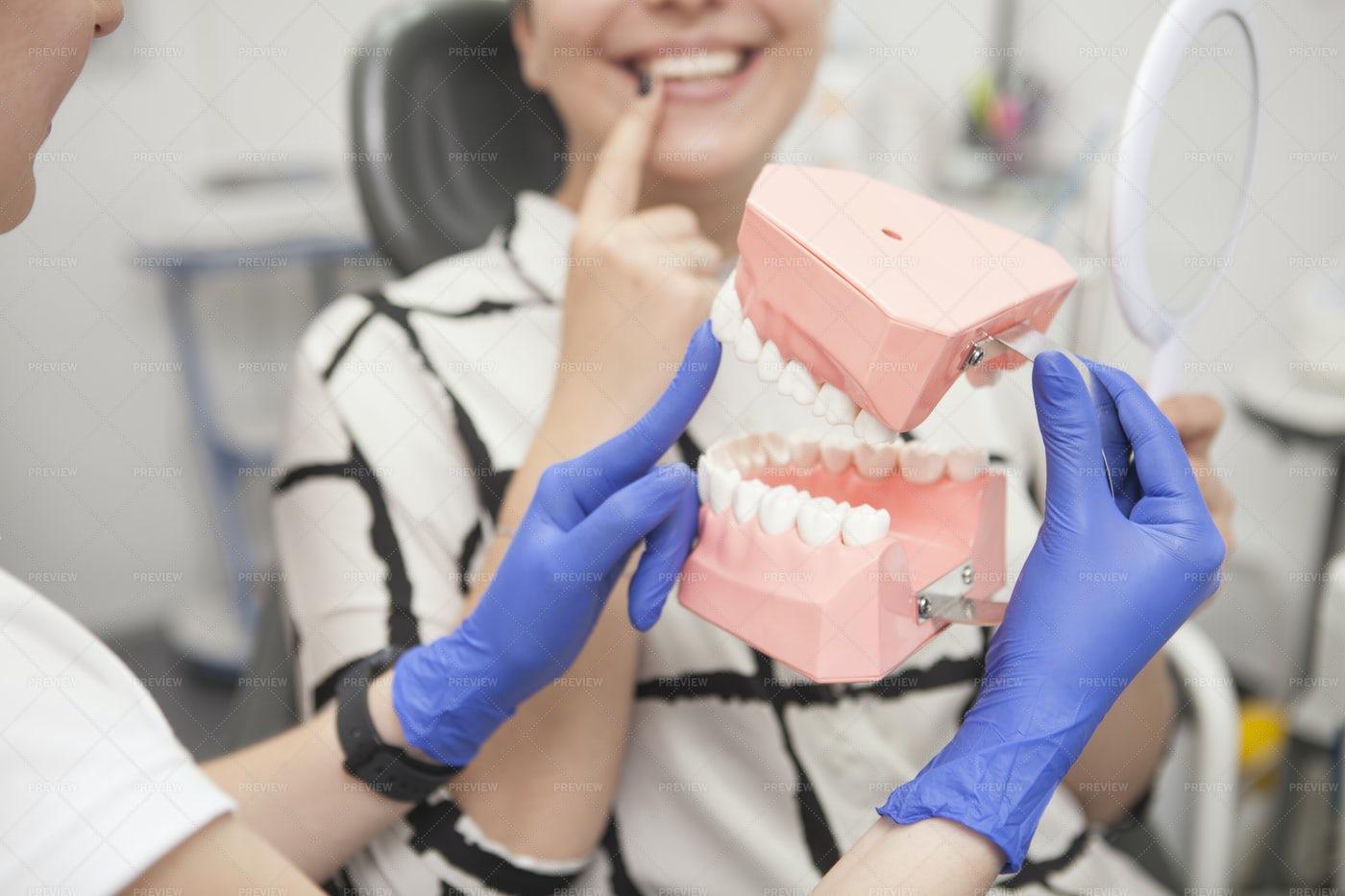 Dental Checkup: Stock Photos