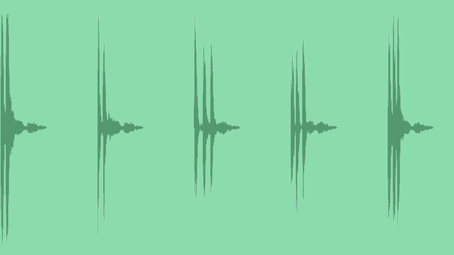 App Interface Button: Sound Effects